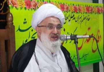 حجت الاسلام ولی رضا قربانی