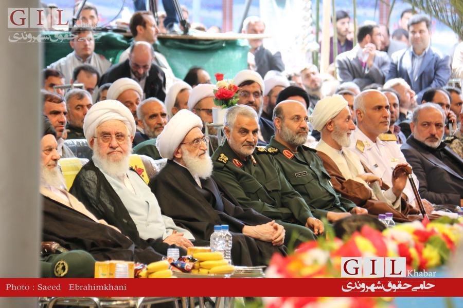 Image result for ?کنگره هشت هزار شهید گیلان و سردار سلیمانی و قربانی?