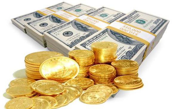 عبور دلار از ۵۵۰۰ تومان/ سکه یک میلیون و ۸۲۰ هزار تومان شد