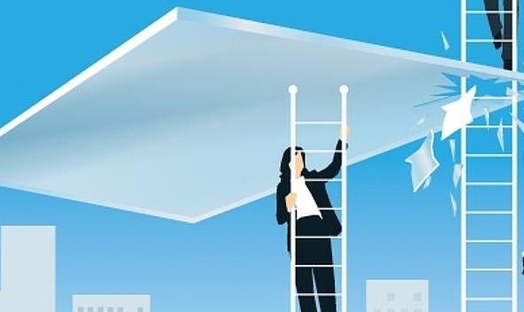 سازه فضایی | سقف شیشه ای در سازمان - سازه فضایی... از عدالت جنسیتی تا سقف شیشه ای | گیل خبرglass_ceiling_for_women ...
