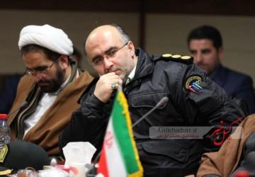رئیس نیروی انتظامی رودبار