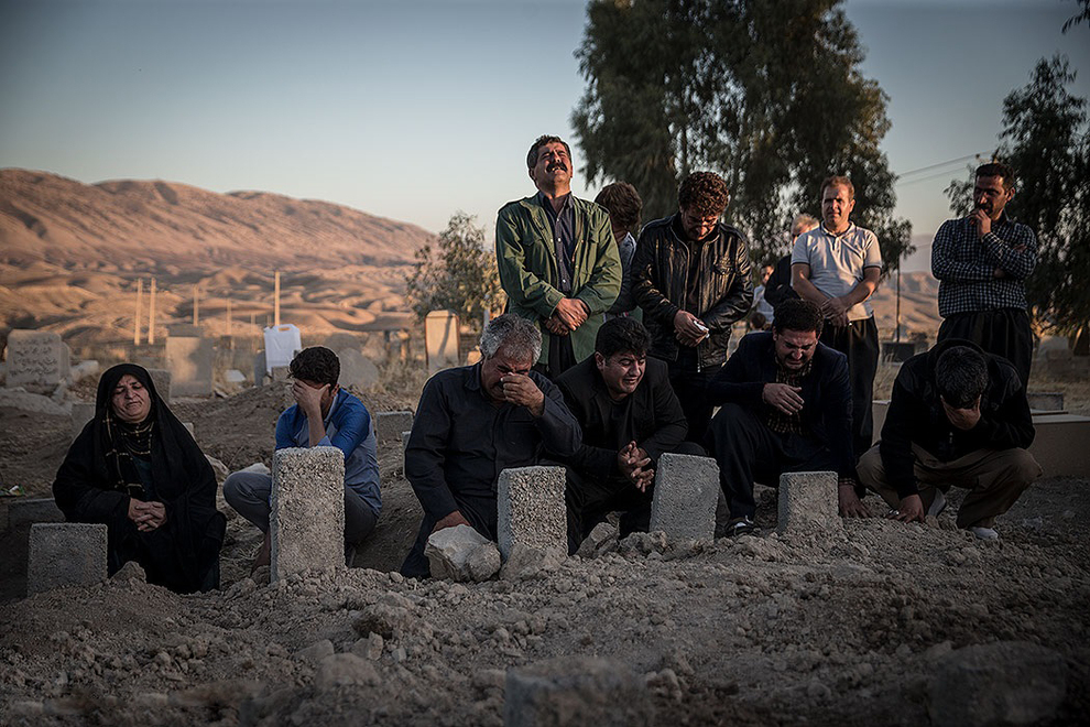 مرگ بر اثر سرما و خودکشی در کرمانشاه واقعیت دارد؟