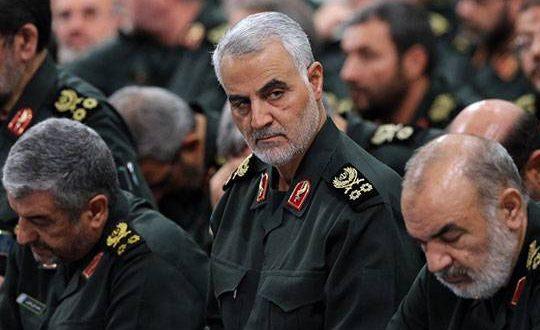 پیام صریح سردار سلیمانی به فرمانده ارتش ترکیه