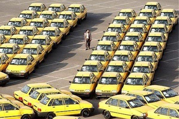 افزایش ۱۲.۵ درصدی نرخ کرایه تاکسی ها