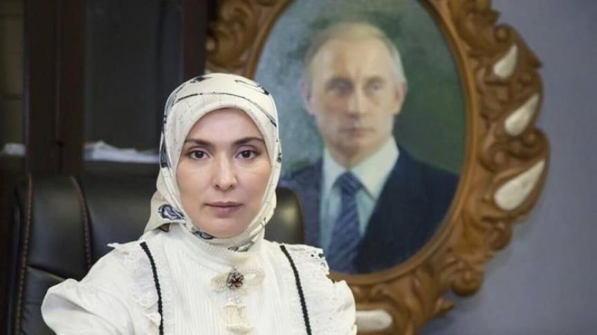 رد صلاحیت کاندیدای زن مسلمان در انتخابات ریاست جمهوری روسیه