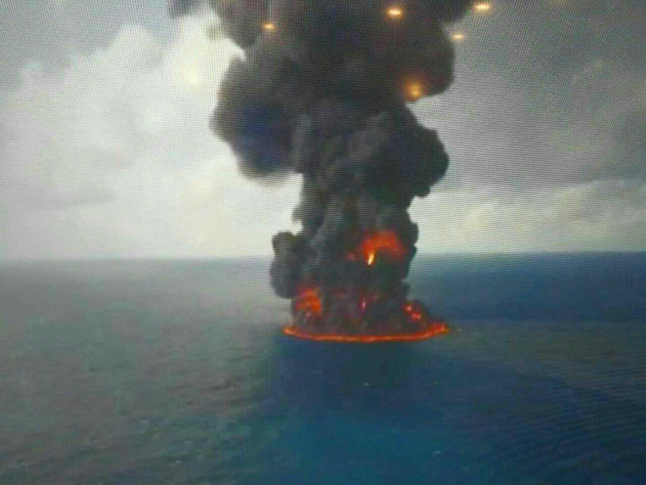 علت غرق شدن کشتی سانچی هفته آینده اعلام میشود