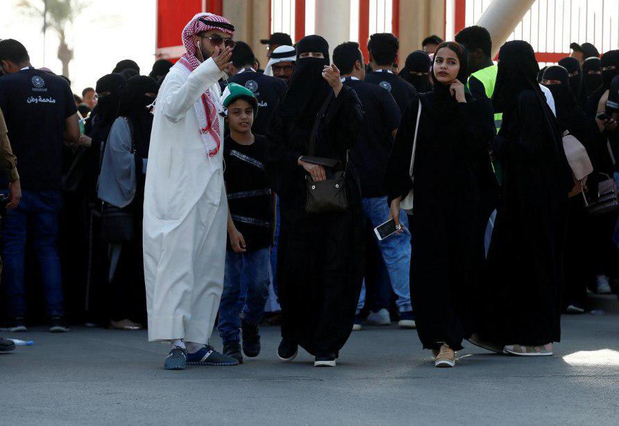 برای اولین بار، زنان عربستان سعودی وارد ارتش میشوند