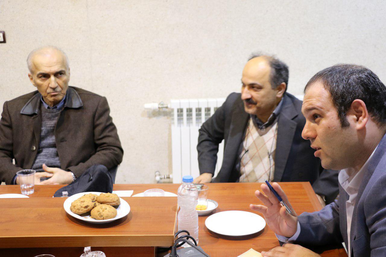 دیدار اعضای هیات مدیره سازمان نظام پزشکی لاهیجان و سیاهکل با شهردار لاهیجان