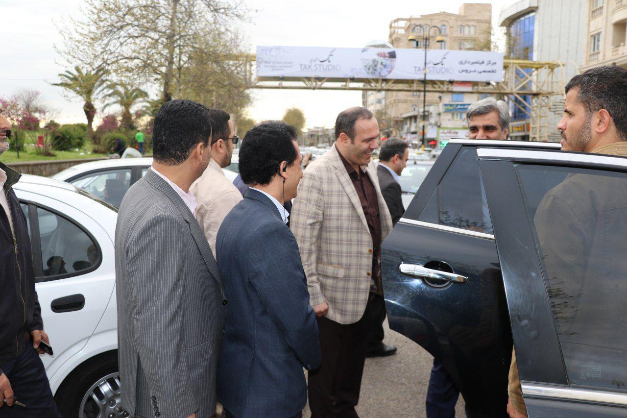 پنجمین روز جشنواره نوروزی شهرداری لاهیجان در ضلع شمالی استخر+تصاویر