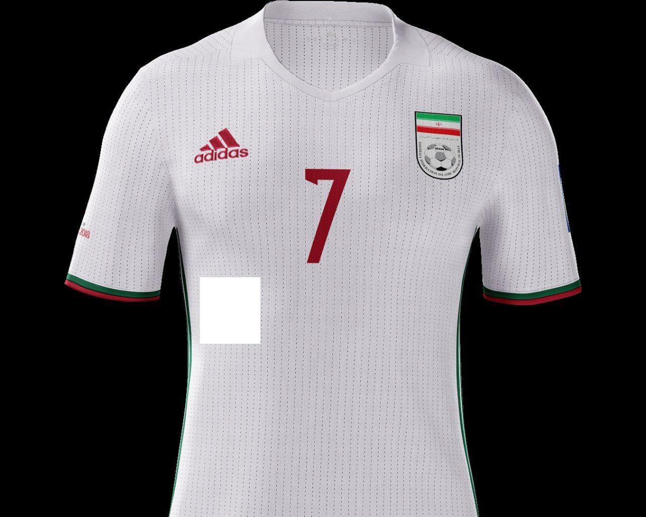 سازمان محیط زیست مقصر حذف یوز از پیراهن تیم ملی/ به خاطر پول نشان ملی فوتبال را حذف کردند