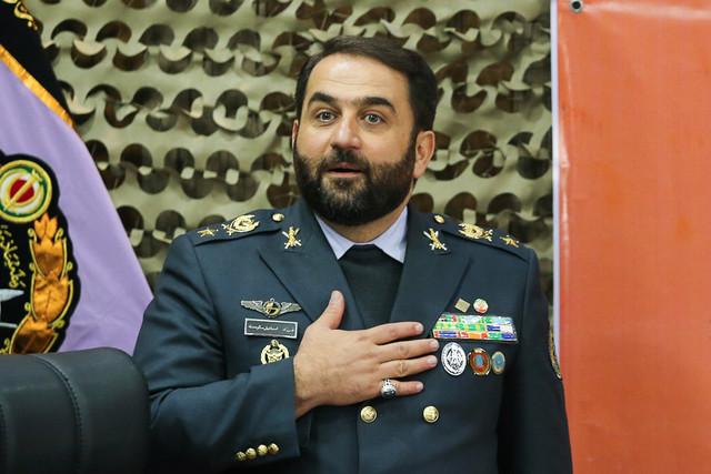 انتصاب امیر گیلانی به سمت دستیار فرمانده ارتش