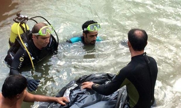 غرق شدن ۲ مأمور نیروی انتظامی در سد آیت الله بهجت رودبار