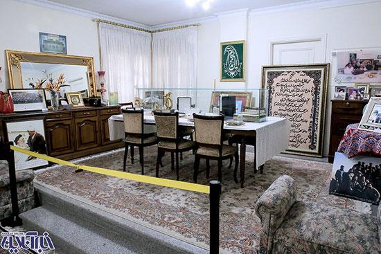 1929809 331 - خانه آیت الله هاشمی به روایت تصویر