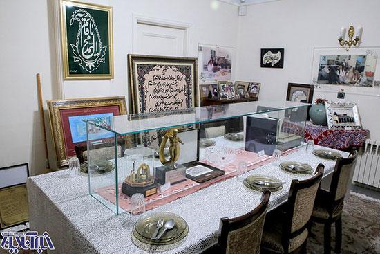 1929810 380 - خانه آیت الله هاشمی به روایت تصویر
