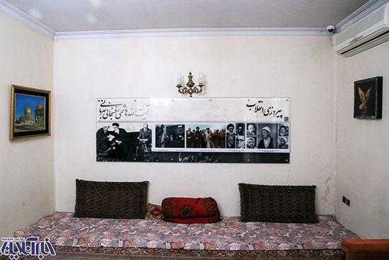 1929811 623 - خانه آیت الله هاشمی به روایت تصویر