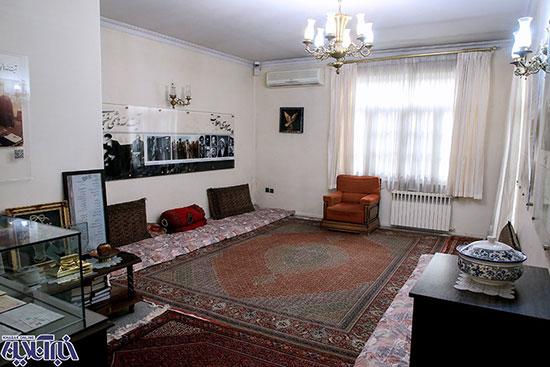 1929812 411 - خانه آیت الله هاشمی به روایت تصویر