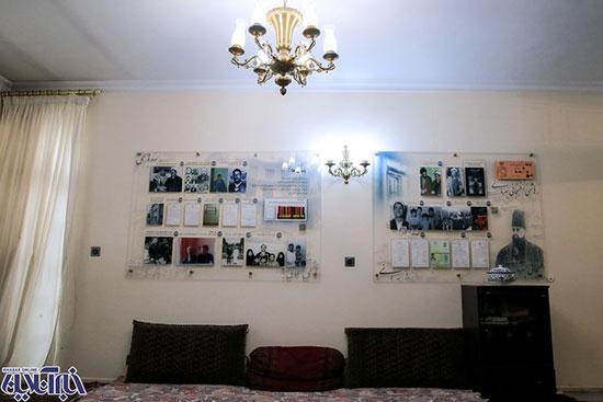 1929813 491 - خانه آیت الله هاشمی به روایت تصویر