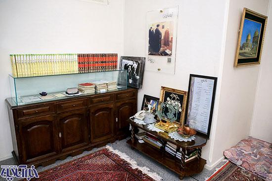 1929814 257 - خانه آیت الله هاشمی به روایت تصویر