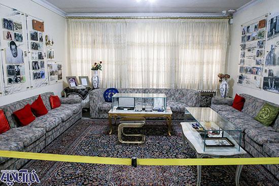 1929815 548 - خانه آیت الله هاشمی به روایت تصویر