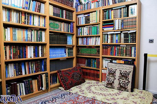 1929818 719 - خانه آیت الله هاشمی به روایت تصویر