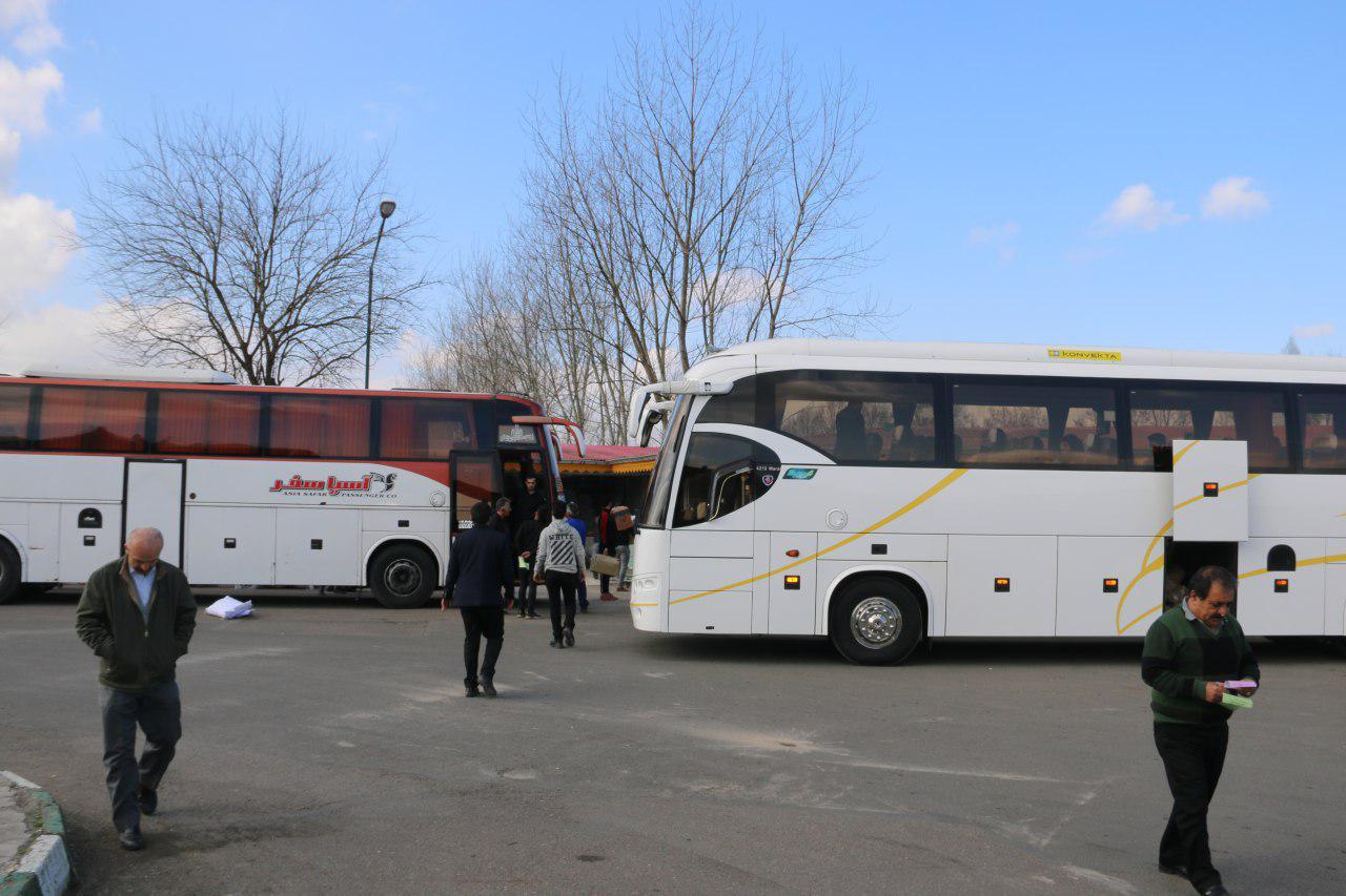 photo 2019 02 26 15 10 17 - پایانه هوشمند مسافربری شهرداری لاهیجان ، آماده میزبانی از مسافران است
