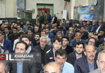 photo 2019 03 13 19 44 11 360x250 - گزارش تصویری یادواره شهدای ماسال با سخنرانی نماینده ولی فقیه در استان