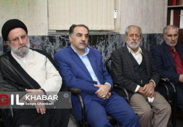 photo 2019 03 13 19 45 41 360x250 - گزارش تصویری یادواره شهدای ماسال با سخنرانی نماینده ولی فقیه در استان