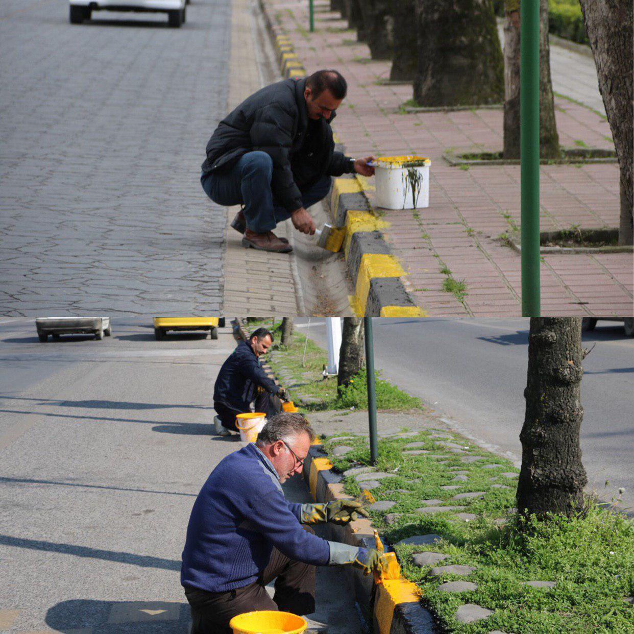 photo 2019 03 14 09 45 50 - برنامه های شهرداری لاهیجان در ایام نوروز ۹۸