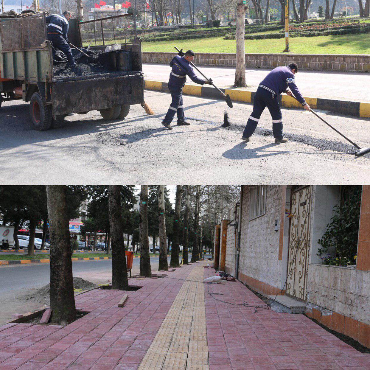 photo 2019 03 14 10 06 00 - برنامه های شهرداری لاهیجان در ایام نوروز ۹۸
