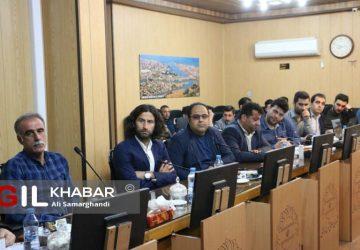 photo 2019 04 15 16 34 04 360x250 - گزارش تصویری تقدیر از پژمان نوری در جلسه شورای شهر بندرانزلی