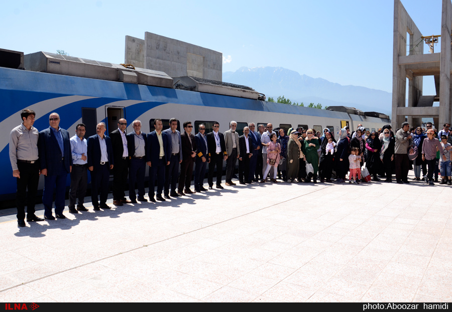 قطار گردشگری در راه رشت است! برای زیبایی و درآمدزایی شهر کاری کنید