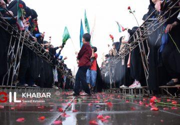 DSC 0127 360x250 - گزارش تصویری تجمع بزرگ بانوان رضوی شهرستان رشت (همایش گوهرشاد)